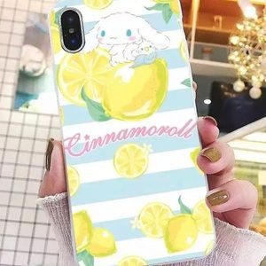 New Sanrio Cinnamoroll Phone Case iPhone XR